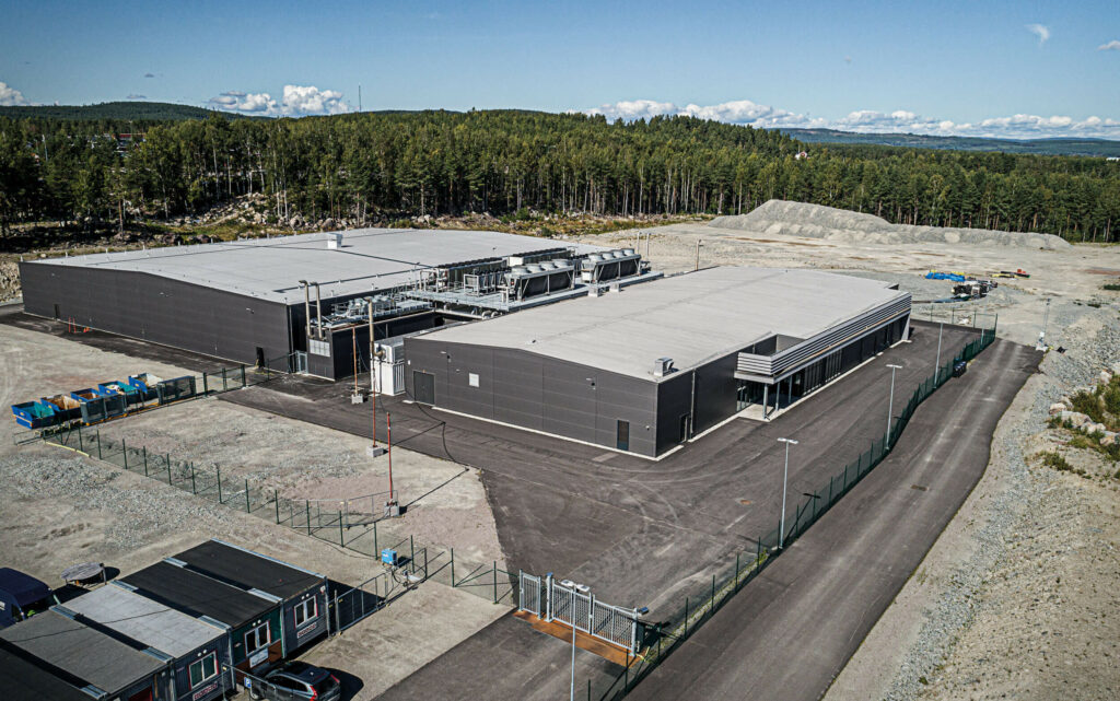 EcoDataCenter carries out a directed equity issue of SEK 400 million