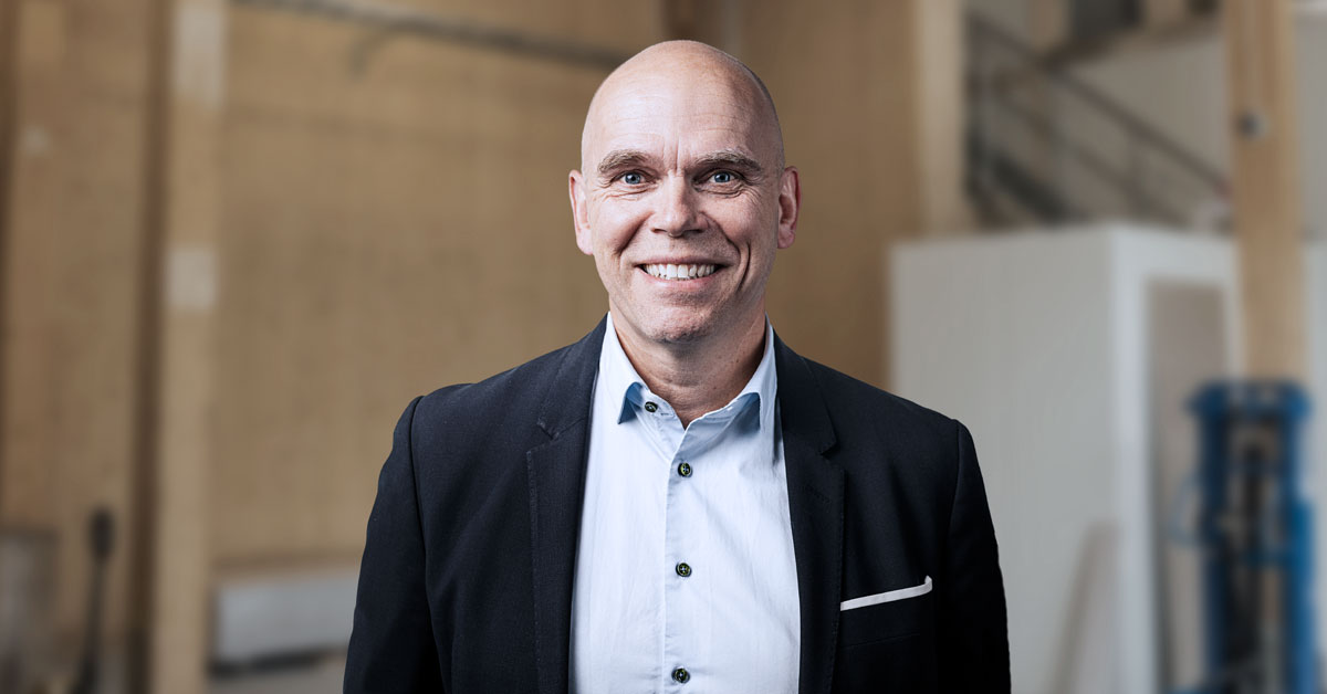 Jan Fahlén , Site Development Manager